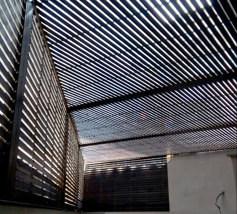 reforma patio persiana