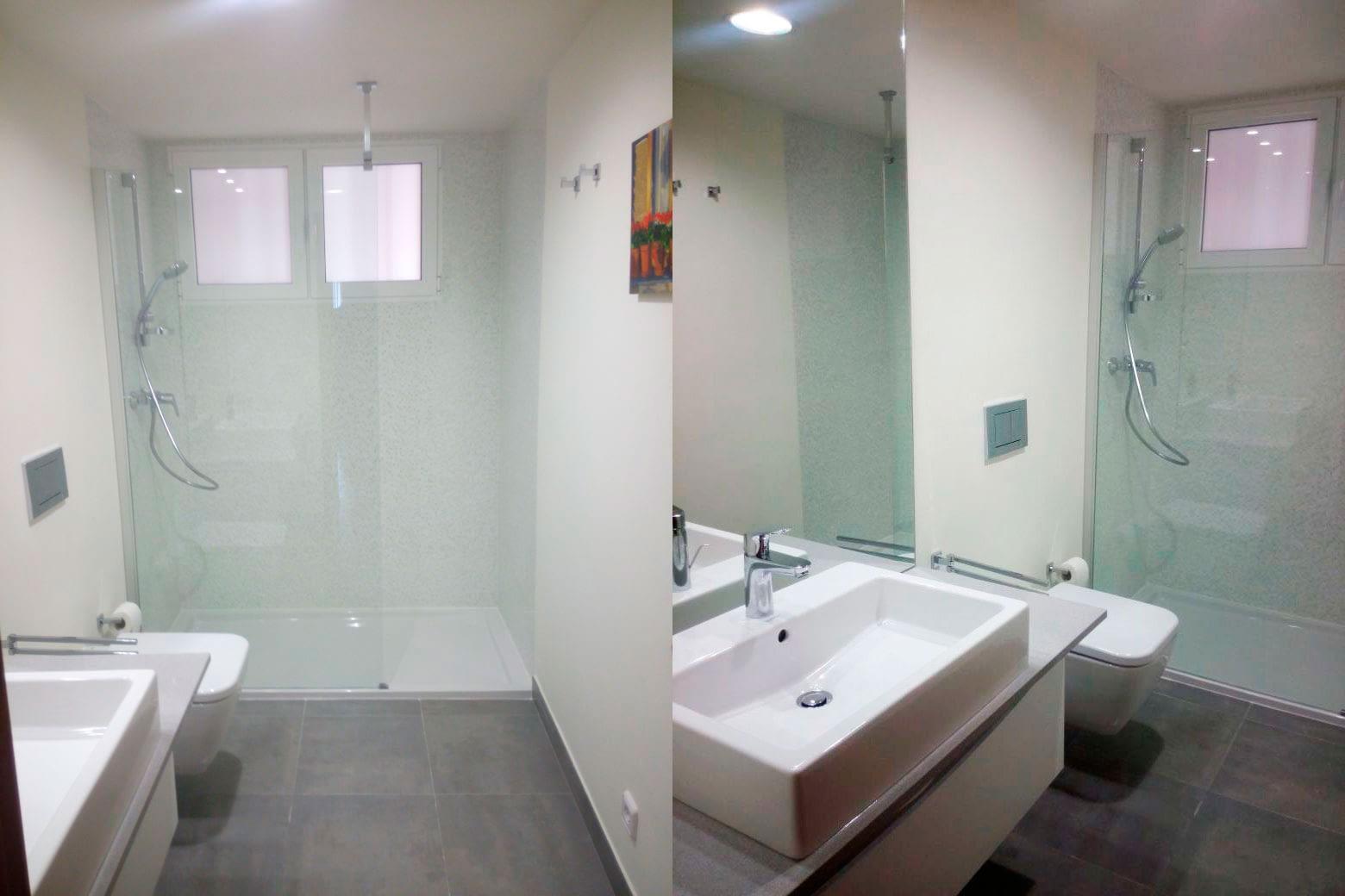 Reforma de baño en Elche